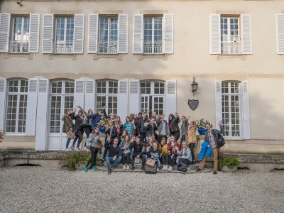Our Château trip to Normandy by Students and Teachers of Sir ...