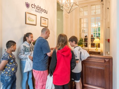 A Teacher's Perspective of the Château du Baffy