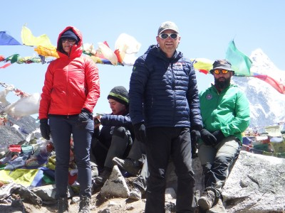 Walsall Academy Expedition to Everest Base Camp - PART THREE