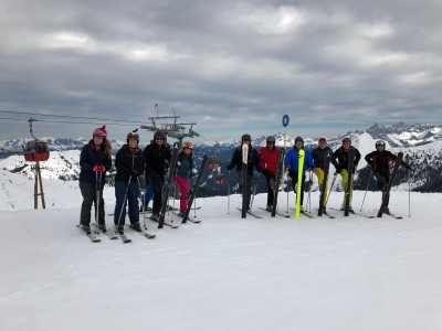 Teachers' School Ski Inspection Visit to Sportwelt Amadé