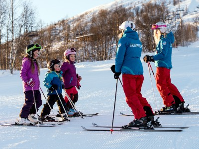 School Ski Trips - Discover Norway